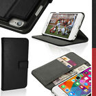 """PU Leather Wallet Flip Case for Apple iPhone 6 Plus 5.5"""" Stand Magnetic Cover"""