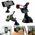 Adjustable Car Windshield Holder Anti-Slip Rotating Stand For Cellphone GPS New
