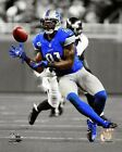 Calvin Johnson Detroit Lions NFL Spotlight Action Photo (Select Size)
