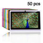 "IRULU Tablet PC eXpro 50 Pcs/Lot 7"" Google Android 4.2 Dual Core Camera 8GB New"