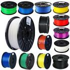 3D Printer Filament 1.75mm PLA ABS 1kg/2.2lb/130g Makerbot Prusa Mendel Reprap