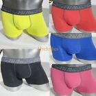 1Pcs Sexy Mens Splicing Underwear Boxer Briefs Shorts Panties Underpants A56