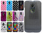 For Motorola Moto X 2nd Gen HARD Protector Case Snap on Phone Cover Accessory