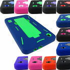 FOR ALCATEL ONE TOUCH POP 7 2015 RUGGED HYBRID ARMOR IMPACT CASE COVER+STYLUS