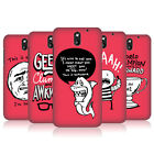 HEAD CASE DESIGNS THIS IS AWKWARD CASE COVER FOR HTC DESIRE 610