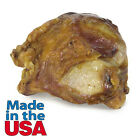 Smoked Bone Beef Knee Caps Healthy Natural Dog Chews Treats for Dogs - Bulk Too