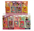 DISNEY PRINCESS+SANRIO+MORE Flavored Lip Gloss CELLPHONE Carded *YOU CHOOSE* New
