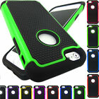 Hybrid Rugged Rubber Matte Hard Case Cover for Apple iPhone 6 / iphone 6 plus