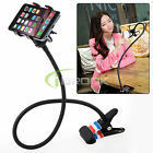 Lazy Bed Desktop Phone Mount Holder Clamp Flexible for Smartphone New