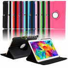 "Rotating Smart Case Sleep/Wake Cover for Samsung Galaxy Tab S 10.5"" SM-T800/T805"