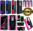 T-STAND HYBRID Phone Cover Case for LG G FLEX / D959 / D950 / LS995