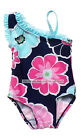 CIRCO*Baby Girl FLORAL BLUE+PINK Swimsuit UV Protection UPF 50+ New *YOU CHOOSE*