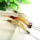 1x Soft plastic Bass Yabbie Prawn Shrimp Fishing Lure NATURAL tackle 7.1inch