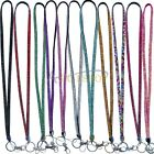 Bling Rhinestone Lanyard - perfect for nurses teachers birthday parties dance