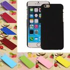 """Slim Matte PC Hard Back Case Cover Skin Shell For iPhone 6 4.7"""""""