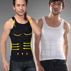Men Slim Body Shaper Belly Vest Shirt Corset Fatty Compression Good Shape