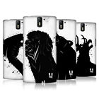 HEAD CASE DESIGNS ANIMAL INK BLOTS CASE COVER FOR ONEPLUS ONE