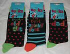 Mens Personalised Socks Simply The Best Dad / Old Git / Stinky Feet Uk 6-10 New