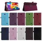 "Folding Leather Case Cover for Samsung Galaxy Tab 4 7.0/8.0/10.1"" T230 T330 T530"