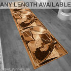 Picasso Beige - Hallway Carpet Runner Rug Mat For Hall Extra Very Long Cheap New
