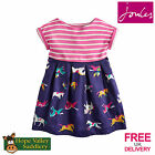 Joules Jnr Emmie Jersey Girls Dress (S) **BNWT** **FREE UK SHIPPING**