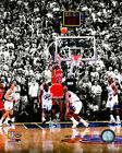 Michael Jordan Chicago Bulls NBA Spotlight Action Photo RN147 (Select Size)
