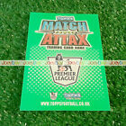 10/11 STAR PLAYERS STAR SIGNINGS OR SHOWBOATS CARD TOPPS MATCH ATTAX 2010 2011