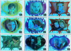 BUFFY THE VAMPIRE SLAYER CONNECTIONS PARALLEL FOIL SINGLE CARDS