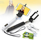4 Buttons Bluetooth Selfie Stick Handheld Extendable Monopod For iPhone Samsung