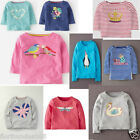 GIRLS EX MINI BODEN LONG SLEEVE TOPS VARIOUS STYLES AND AGES