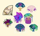 Oriental MACHINE EMBROIDERY DESIGN COLLECTION-7 sets-Anemone Embroidery Designs