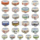 10 Meters Long Washi Tape DIY Decor Sticky Adhesive Scrapbooking Free Shipping