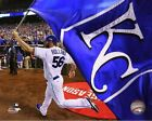 Greg Holland Kansas City Royals 2014 Wild Card Celebration Photo (Select Size)