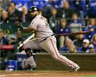 Pablo Sandoval San Francisco Giants 2014 World Series Game 7 Action Photo