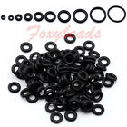 100p Gauges Black Rubber Replacement O-Rings For Plugs Expander Stretcher Tapers