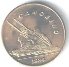 USA Games of the XXIII Olympiad Los Angeles Canoeing 1984 SCRTD Fare Token