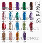 Bluesky SN GLITTER Range UV/LED Soak Off Gel Nail Polish 10ml
