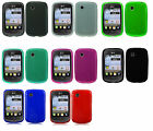 TPU Gel Skin Case Phone Cover Accessory for LG Aspire Paylo 305C Virgin Mobile
