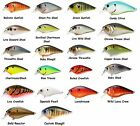 6th Sense Crush 50X Squarebill Crankbait - Assorted Colors