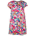 Women&Apos;S Glamourous Swing Dress In Floral From Get The Label DRESSWD