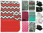For TracFone LG 306G Premium Leather Wallet Pouch Flip Cover Accessory