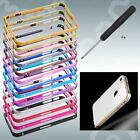for apple iphone 4 4s ultra-thin aluminum metal bumper frame case cover skin