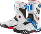 Icon Raiden DKR Waterproof Boots Glory Mens Size 8-14