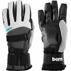 2014 Bern Impact Womans Fullfinger winter ski snowboard Gloves with Wristguard