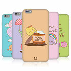 HEAD CASE KAWAII ELEPHANTS SILICONE GEL CASE FOR APPLE iPHONE 6 PLUS 5.5