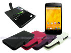 Leather Wallet Case Cover for LG Nexus 4 E960 with Card Slot