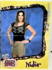 WWE - ABSOLUTE DIVAS 2002 - NIDIA - MINI POSTER