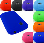 FOR LG ASPIRE LN280 306G 305C SOFT SILICONE RUBBER GEL SKIN CASE COVER+STYLUS