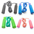 Exercise Fitness Speed Skipping Jump Rope - US Seller - Black, Pink, Blue
