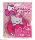 Children's Hello Kitty Bruise Soother Cooling Gel Pack (Reusuable) New